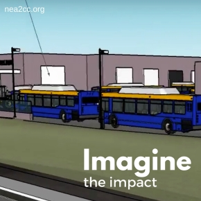 What Could the Bus Yard LookLike?