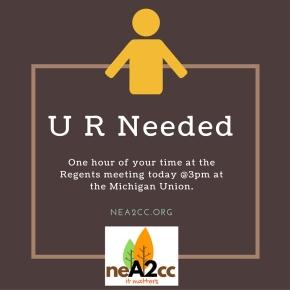3pm Regents Meeting